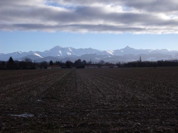 Photos chaine des Pyrénées le 28 janvier 2013 002