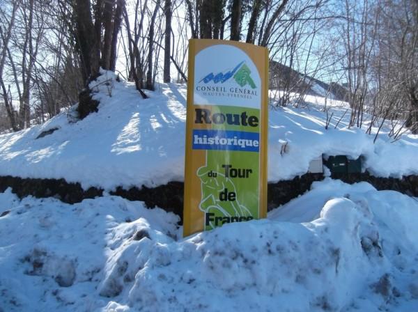 Col d'Aspin (vélo + marche) le 13 février 2015 024