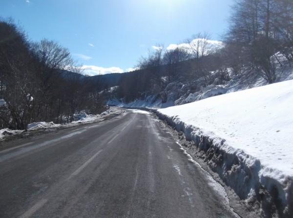 Col d'Aspin (vélo + marche) le 13 février 2015 040