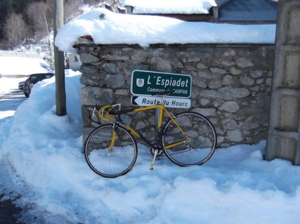 Col d'Aspin (vélo + marche) le 13 février 2015 051