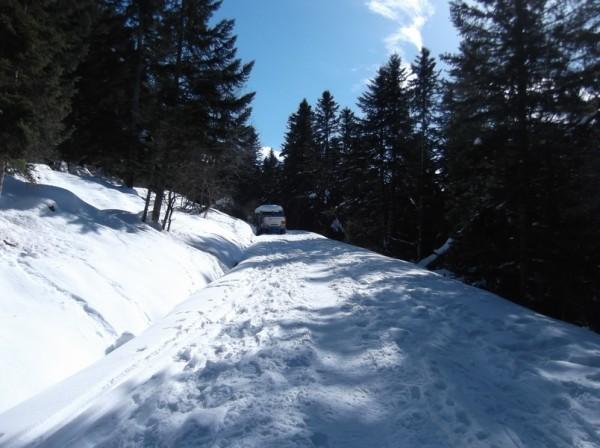Col d'Aspin (vélo + marche) le 13 février 2015 080