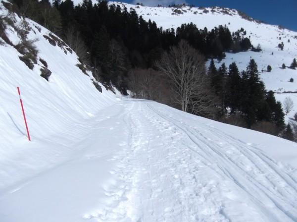Col d'Aspin (vélo + marche) le 13 février 2015 130