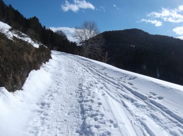 Col d'Aspin (vélo + marche) le 13 février 2015 136